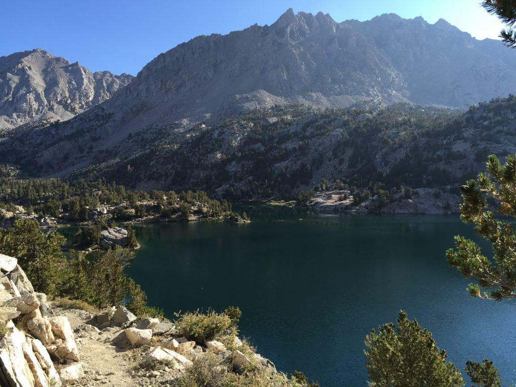 Rae Lakes Basin
